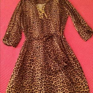 Michael Kors Tunic/Short Dress NWOT